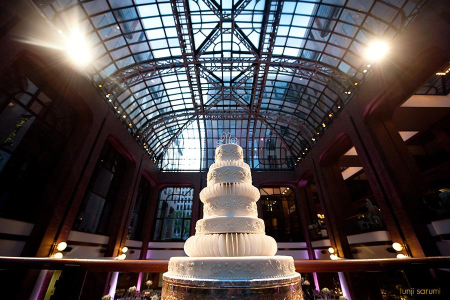 Galleria at Lafeyette Wedding