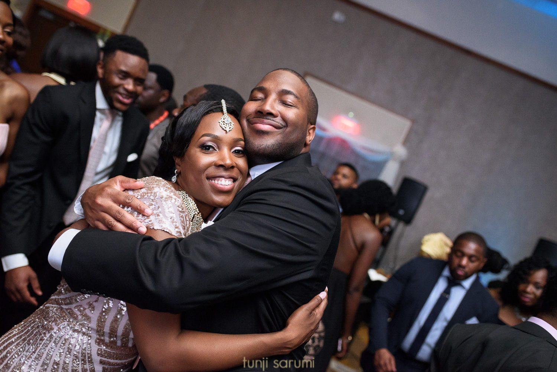 Nkiru and Gregg Wedding at Hilton BWI