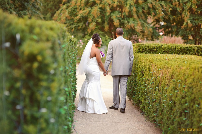 © Tunji Sarumi Photography, Best Wedding, Brookside Gardens, Couple, Freda-Jermine, Maryland, Photographer, Silver Spring, Wedding