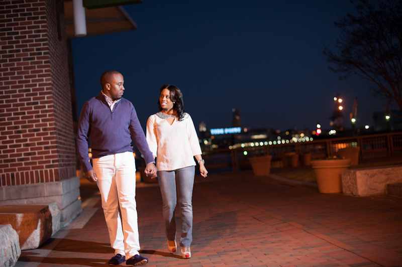 Baltimore Inner Harbor Engagement Session Photos, engagement session, Fells Point, Janeen and Chris, theme width=