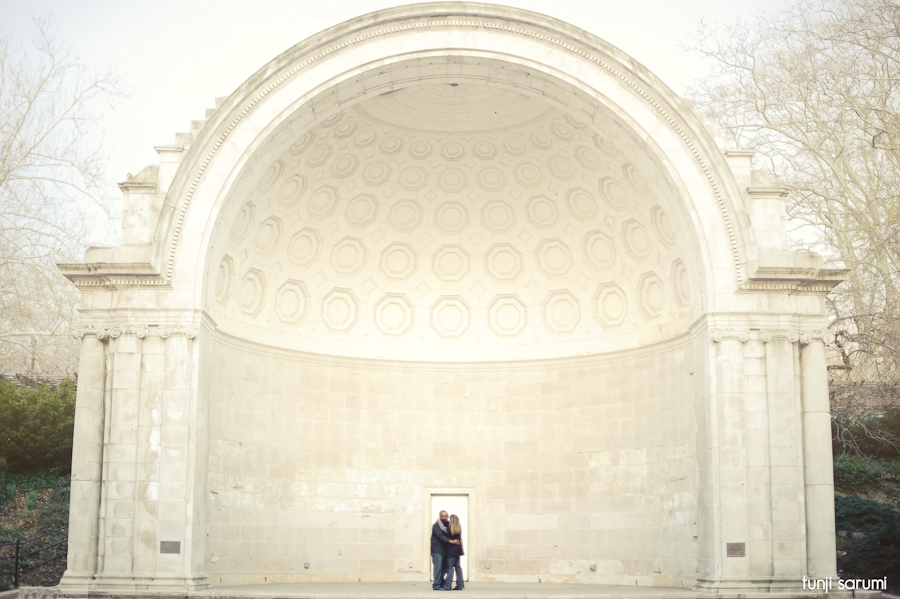 Central Park NYC Engagement Session by Tunji Sarumi (1)
