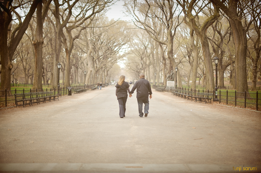 Central Park NYC Engagement Session by Tunji Sarumi (4)