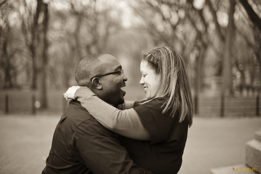 Central Park NYC Engagement Session by Tunji Sarumi (5)