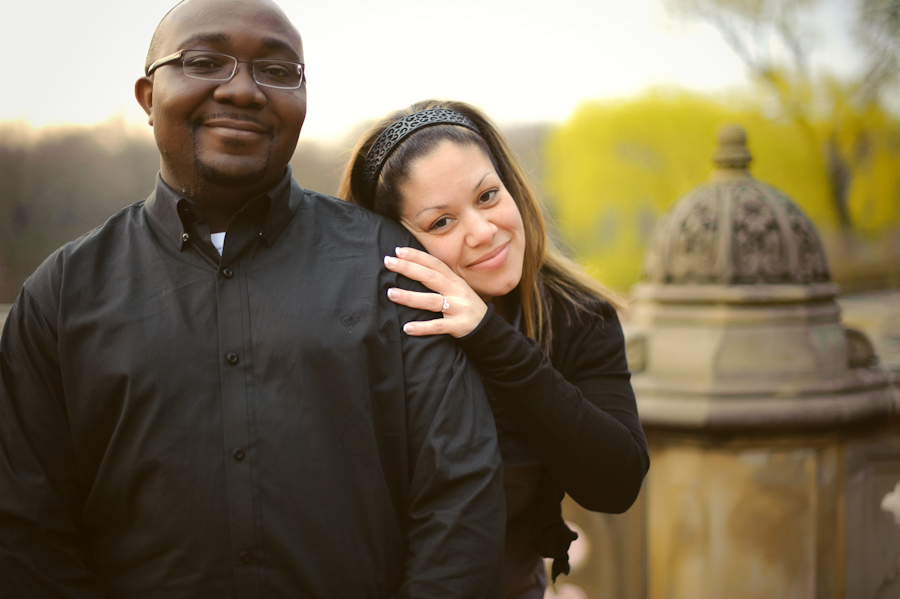 Central Park NYC Engagement Session by Tunji Sarumi (6)