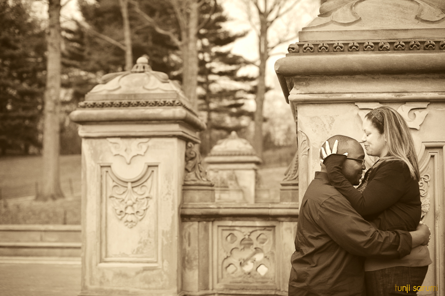 Central Park NYC Engagement Session by Tunji Sarumi (7)
