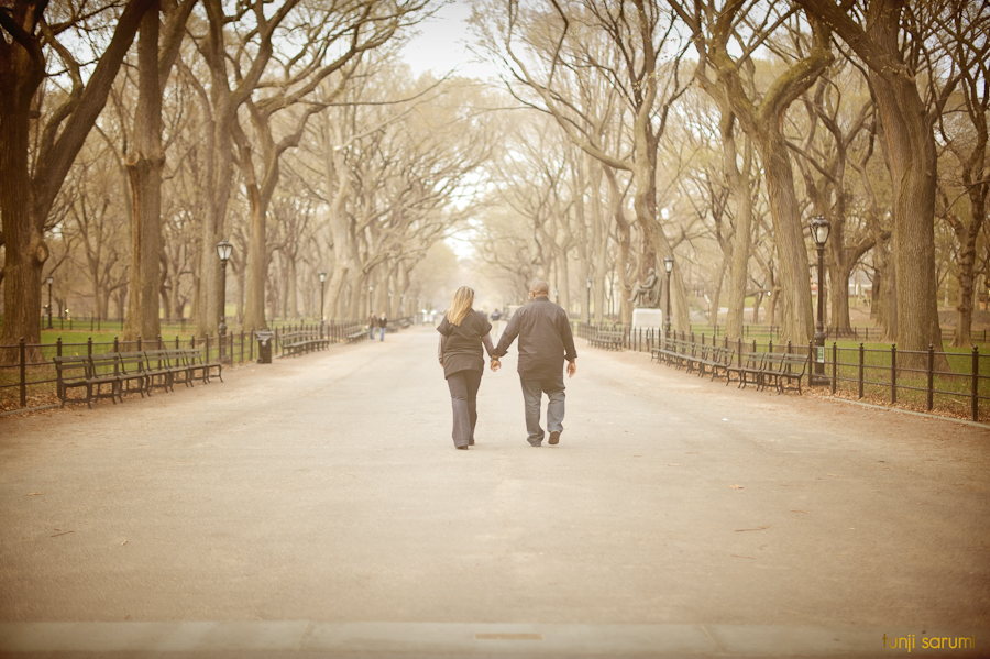 Central Park NYC Engagement Session by Tunji Sarumi (8)