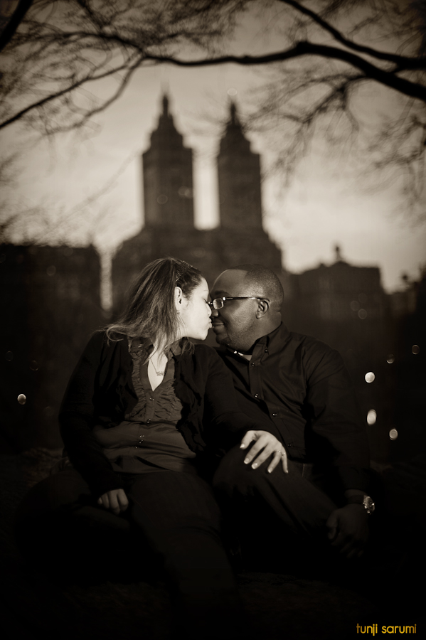 Central Park NYC Engagement Session by Tunji Sarumi (11)