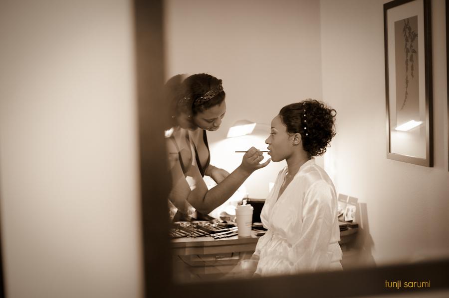 Bisi, Bisi and Jimi, Nigerian Wedding, Preparation, Scottish Rite Temple